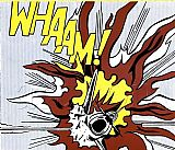 2010 Whaam 2 roy lichtenstein painting