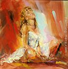 Anna Razumovskaya Future Dream II painting