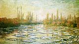 Claude Monet The Ice-Floes painting