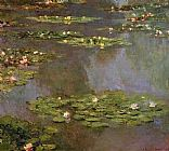 Claude Monet Water-Lilies 05 painting