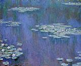 Claude Monet Water-Lilies 31 painting