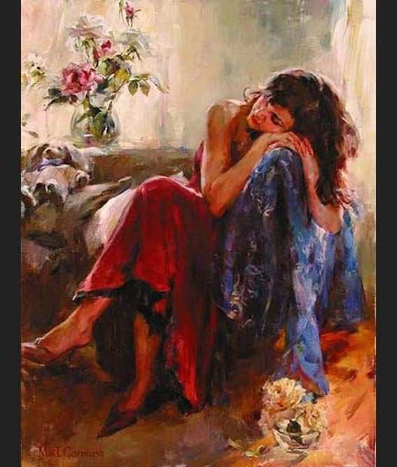 Garmash Dreaming of Love