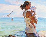 Garmash PROMISE FOR TOMORROW painting