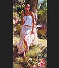 Garmash Quiet Moment painting