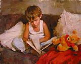Garmash Wonderful World painting
