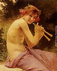 Guillaume Seignac Fuanesse painting