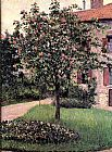 Gustave Caillebotte Petit Gennevilliers, Facade, Southeast of the Artist's Studio painting