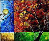 Megan Aroon Duncanson Indifferent painting