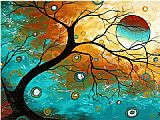 Megan Aroon Duncanson Many Moons Ago painting