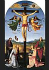 Raphael The Mond Crucifixion painting