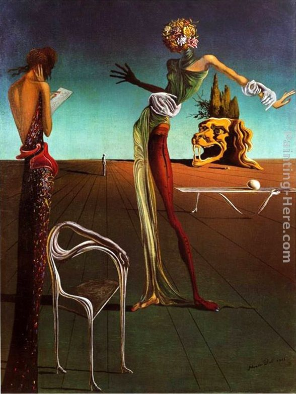 Salvador Dali Woman with a Head of Roses 50% off ...