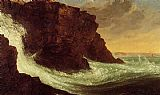 Thomas Cole Frenchman's Bay Mt Desert Island painting