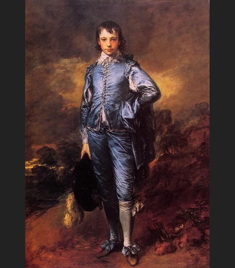 Thomas Gainsborough The Blue Boy