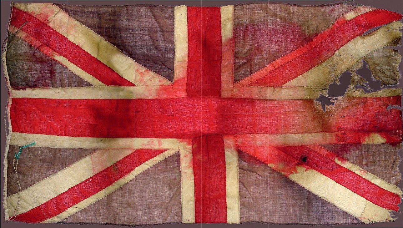 Unknown Vivienne Westwood Union Jack Flag 50 Off