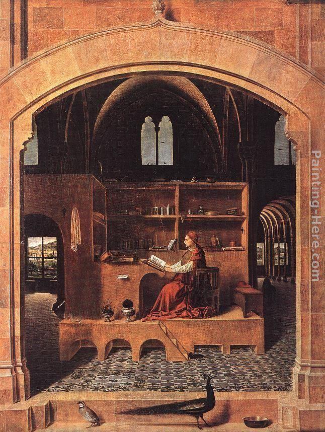 Antonello da Messina Biography Antonello da Messina st