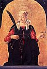Francesco del Cossa St. Lucy painting