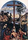 Giovanni Bellini Deposition painting