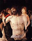 Giovanni Bellini The Dead Christ Supported by Two Angels painting