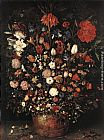 Jan the elder Brueghel The Great Bouquet painting