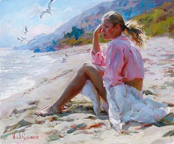 Garmash By the shore