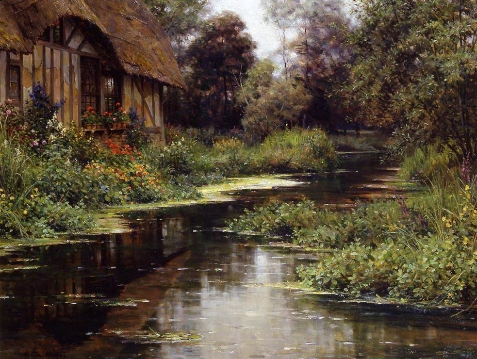 Louis Aston Knight Summer Afternoon