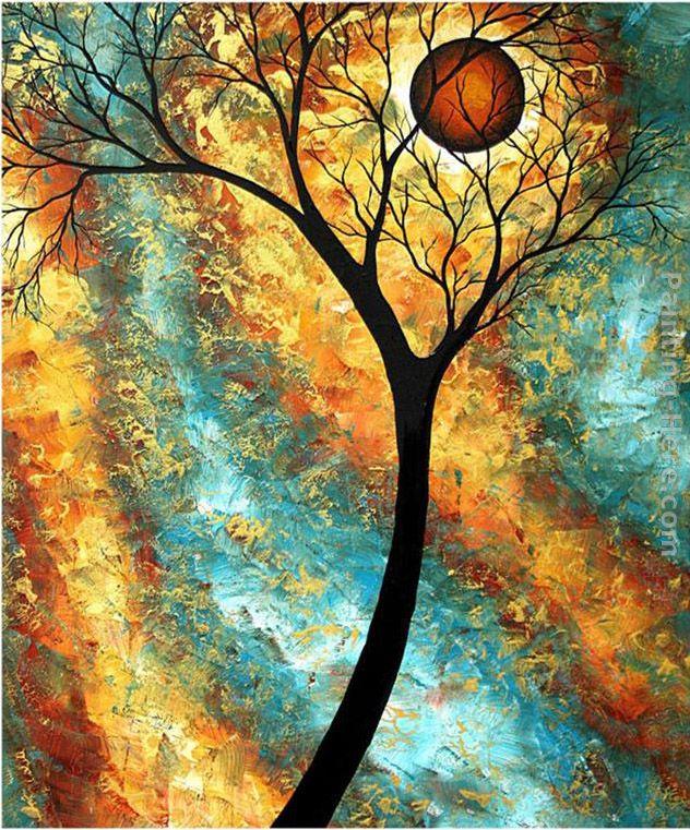 Megan Aroon Duncanson Fall Inspiration Painting 50 Off
