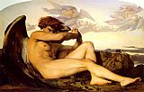 Alexandre Cabanel Fallen Angel painting