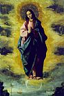 Francisco de Zurbaran The Immaculate Conception painting